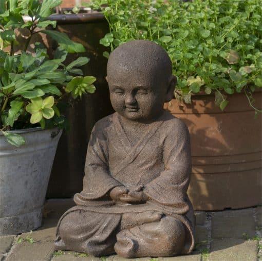 Beeld-mediterende-shaolin-monnik-42cm